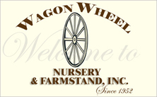 Wagon Wheel Farm Stand